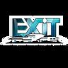 EXIT Landmark Logo Gradient Transparent.