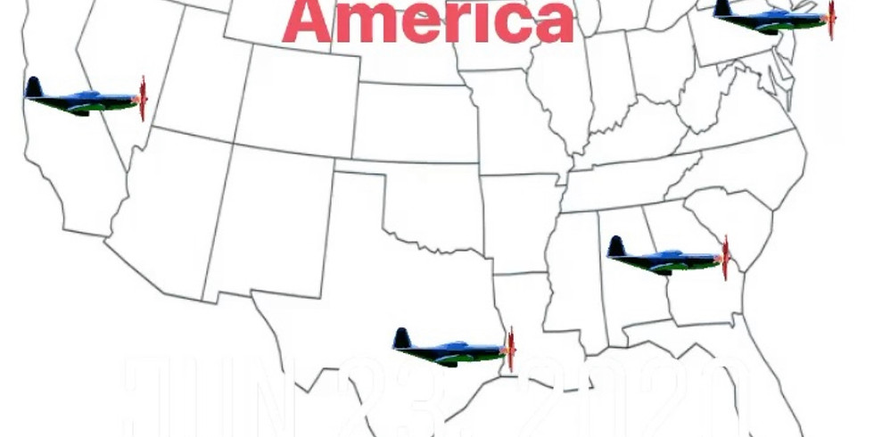 Legacy Flight Across America