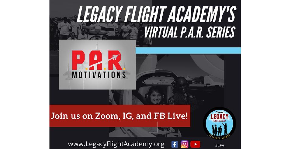 LFA's Virtual P.A.R. Series