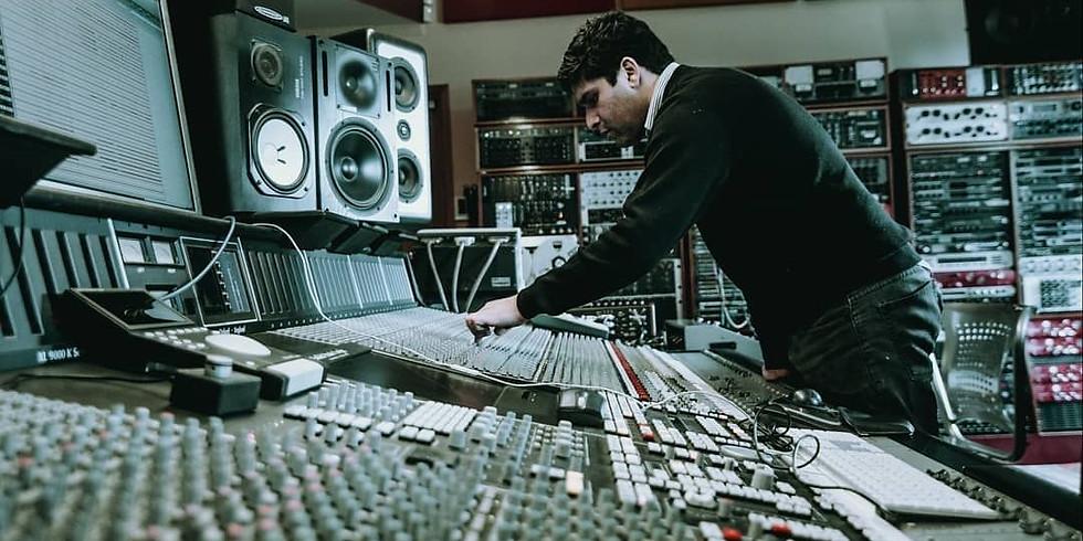 Webinar de Producción Musical junto a Pancho Arenas