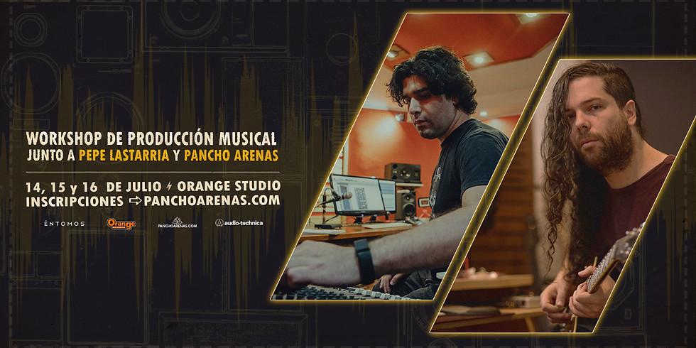 Workshop de Producción Musical