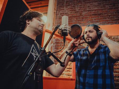 VBlog 7: Taller de grabación de Voces junto a Jaime Sepúlveda de Kuervos del Sur
