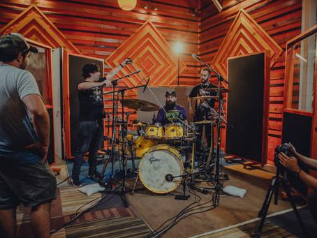 VBlog 4: Método de grabación de baterías junto a Cristobal Orozco