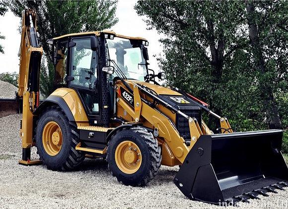 CAT 432 F2