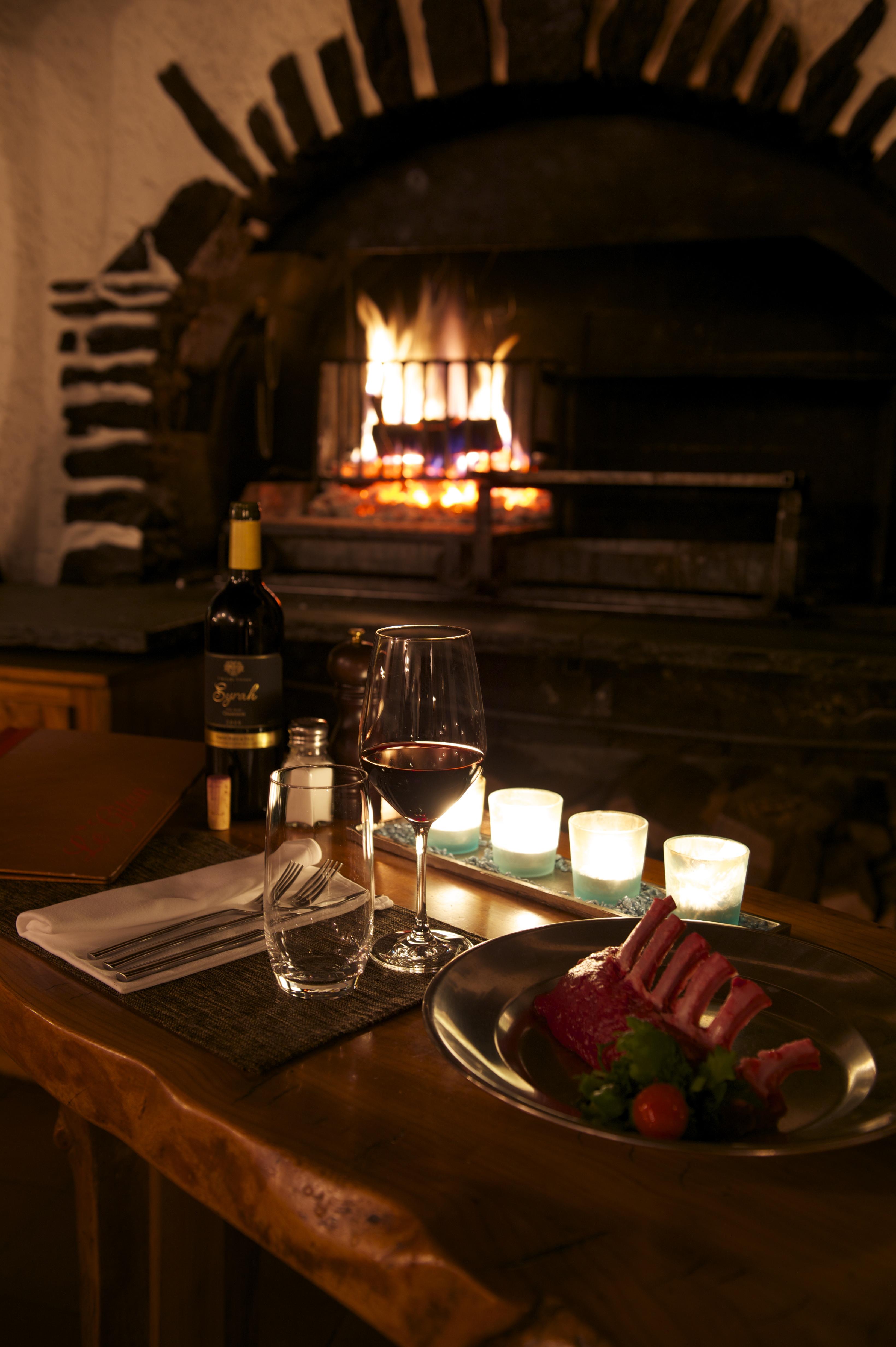 Restaurant le Gitan Grill Zermatt