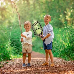 Dean & Max Fishing Adventure