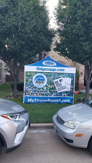 Ridgecap Tent