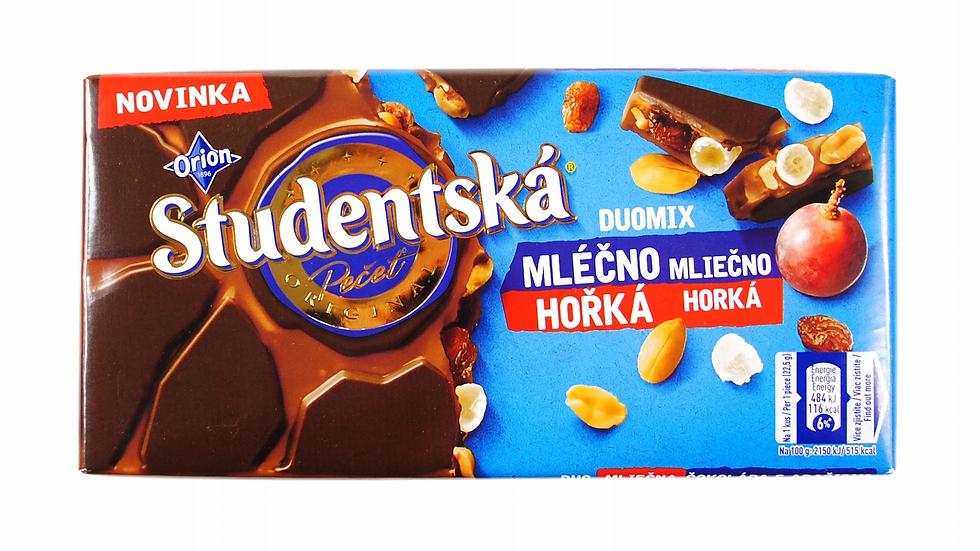Studentska Gorzko-Mleczna 180g.