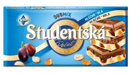 Studentska Mleczno-Biała 180g.