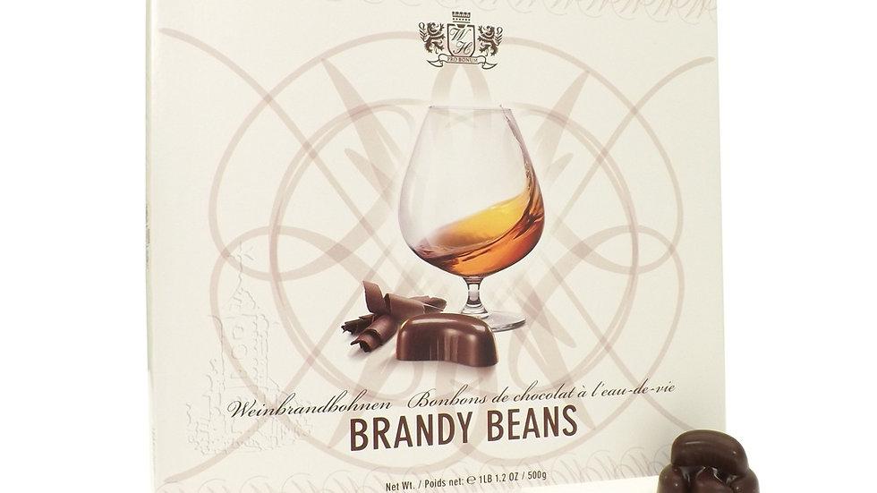 Brandy Beans 500 g.