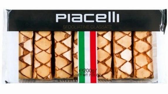 Sfogliatine Glassate Piacelli