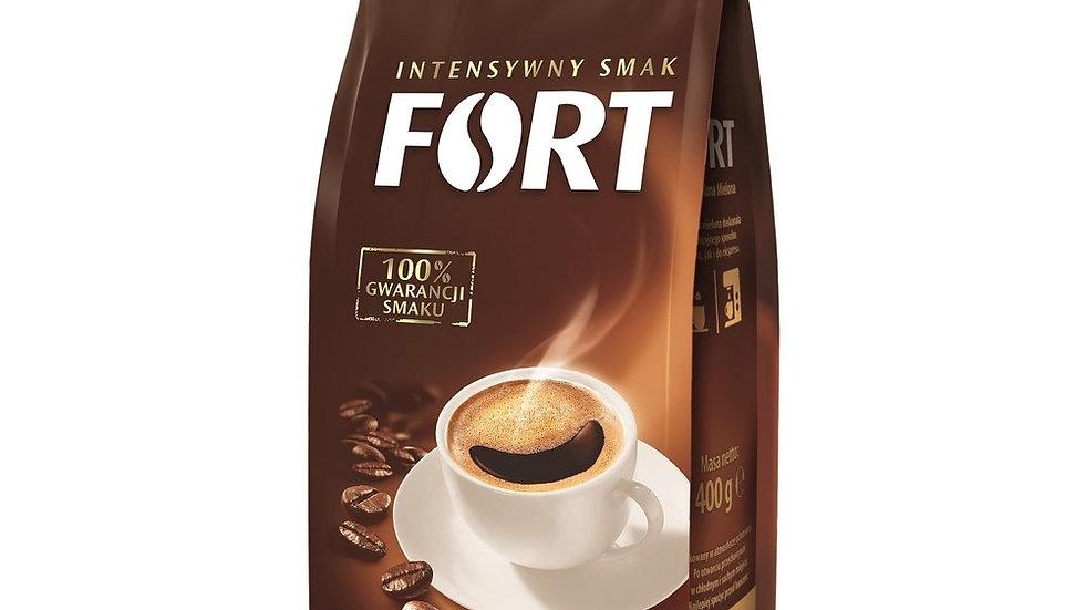 Kawa mielona Fort 400g.