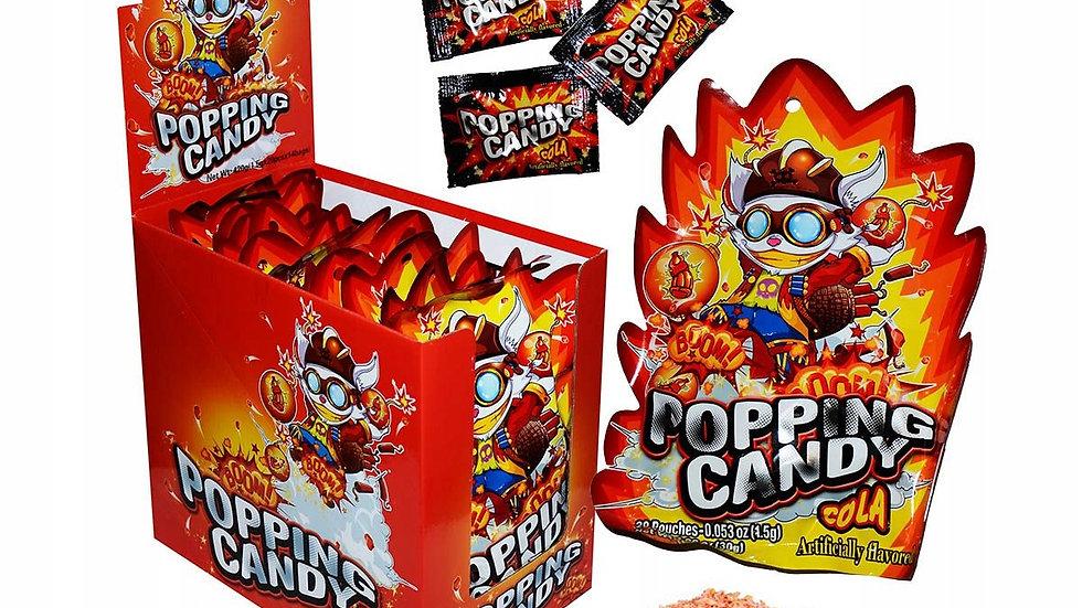 Strzelający proszek do jedzenia 14 szt. Popping Candy