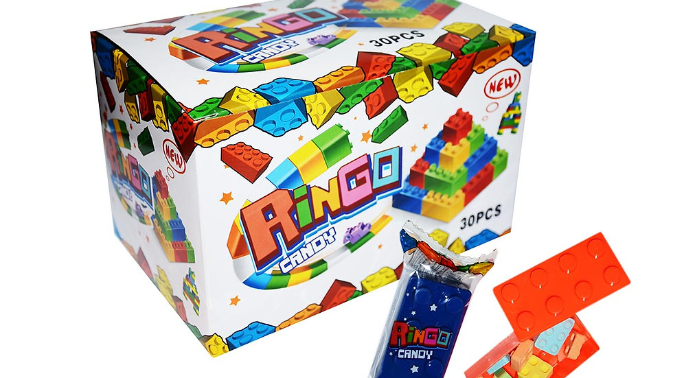 Lego Ringo candy 30 szt.