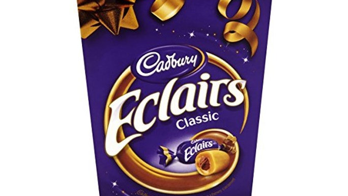 Cadbury Eclairs 420g.
