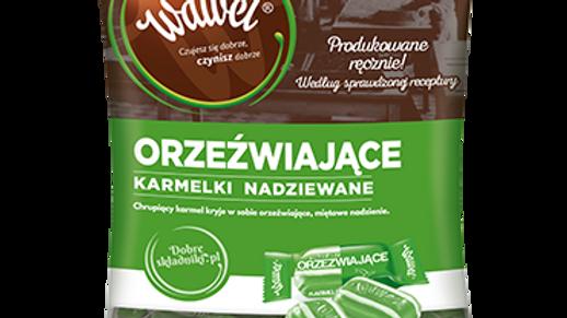 Wawel Cukierki Miętowe Orzeźwiające 1kg.