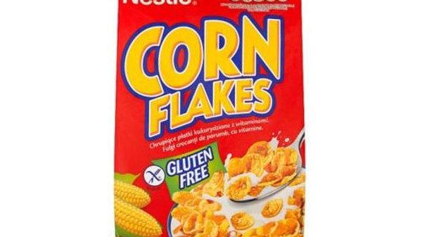 Płatki kukurydziane Nestle Corn Flakes 250g.