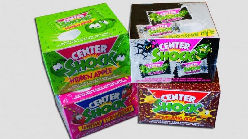 Center Shock 100 szt (różne smaki)