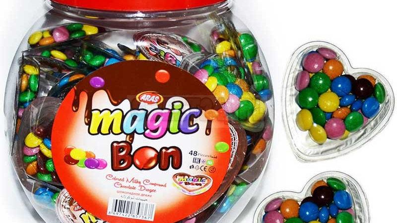 Draże Magic Bon 48szt.