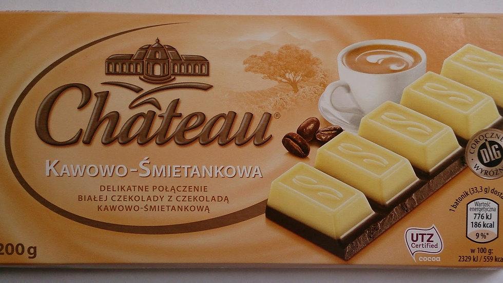 Chateau Kaffe Sahne