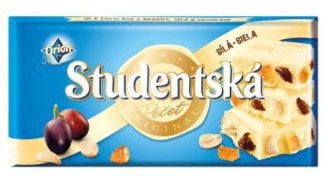 Studentska Biała 180g.