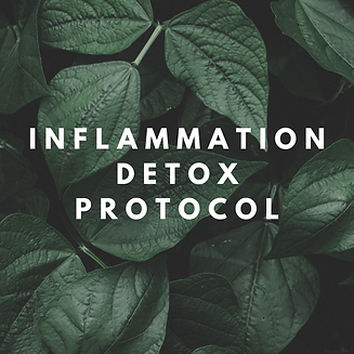 Inflammation Detox Protocol