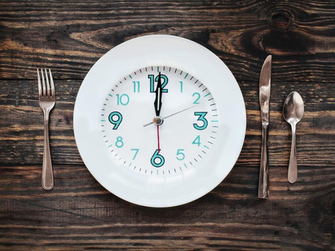 Intermittent Fasting - The Basics
