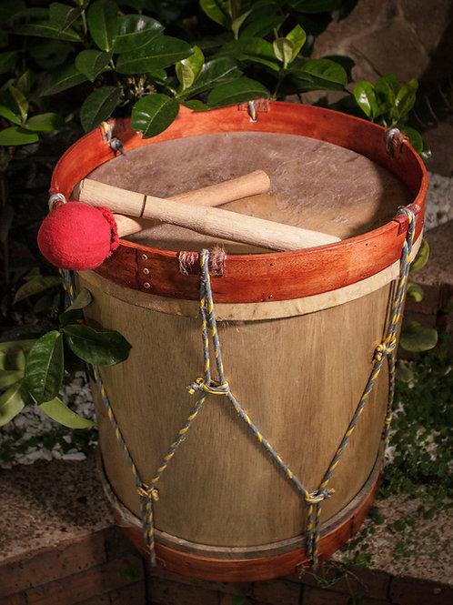 Bombo Golpeador - Ali Cuama (Casa de la Marimba)