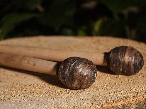 Tacos de Marimba (par) - Ali Cuama (Casa de la Marimba)