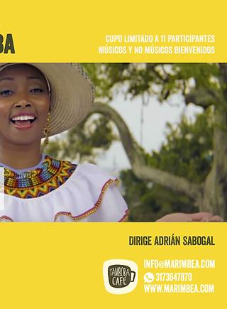 Taller con Nidia Góngora de Timbiquí