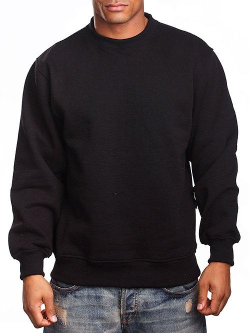 Fleece Crew Neck Sweater