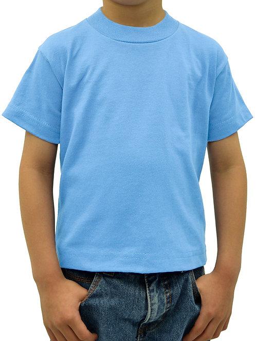 Kids Short Sleeve T-Shirt-Color (6-pack)