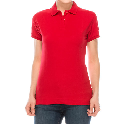 Kids Girl's Polo-SSPO90G