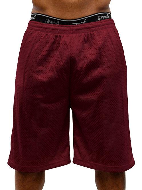 Plain Mesh Shorts