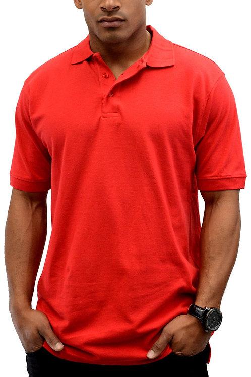 Men's Polo (100% Cotton) 3-pack
