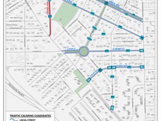 Traffic Calming Information