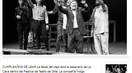 La Fiesta del Viejo en Navarra
