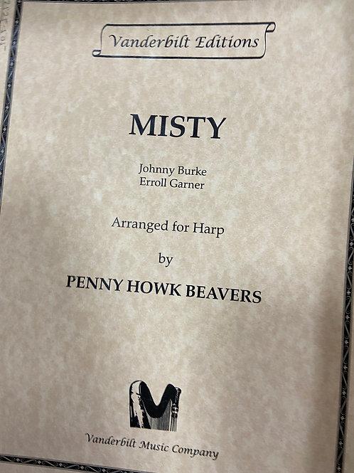 arr. Beavers: Misty
