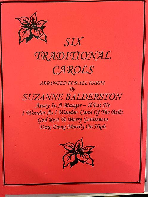 Balderston: Six Traditional Carols