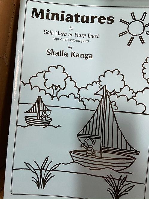 Kanga: Miniatures