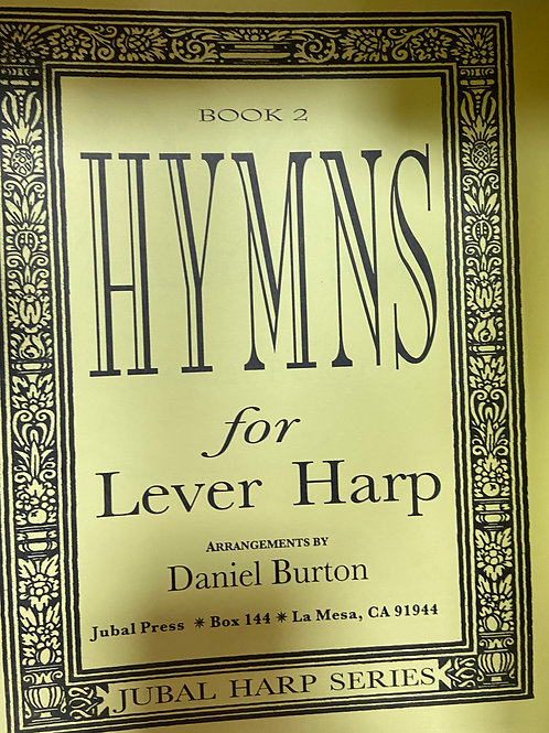 Burton: Hymns Lever Harp Bk 2