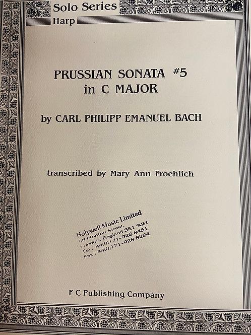 C.P.E.Bach: Prussian Sonata