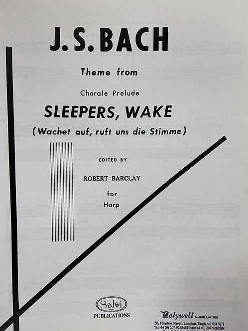 Bach: Sleepers Wake arr. Barclay