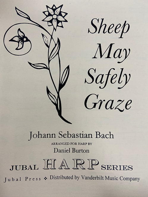 Bach: Sheep May Safely Graze arr. Burton