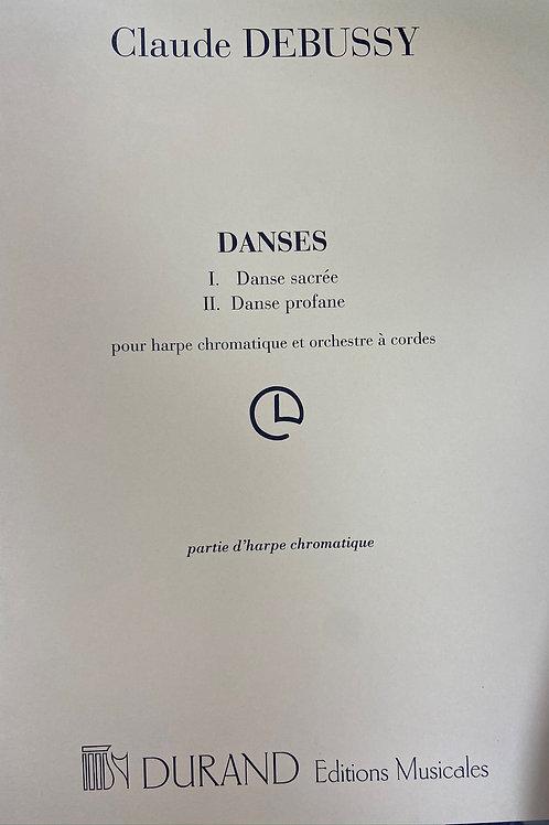 Debussy: Dances - Durand