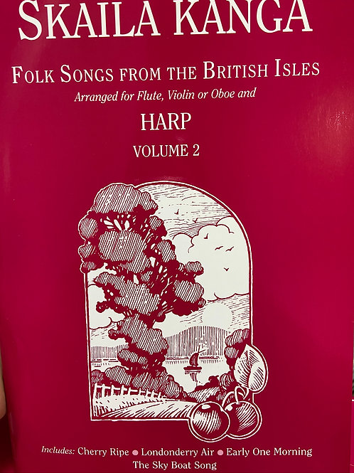 Kanga: Folk Songs Book 2