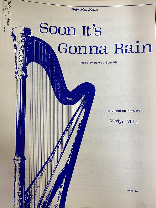 arr. Mills: Soon It's Gonna Rain