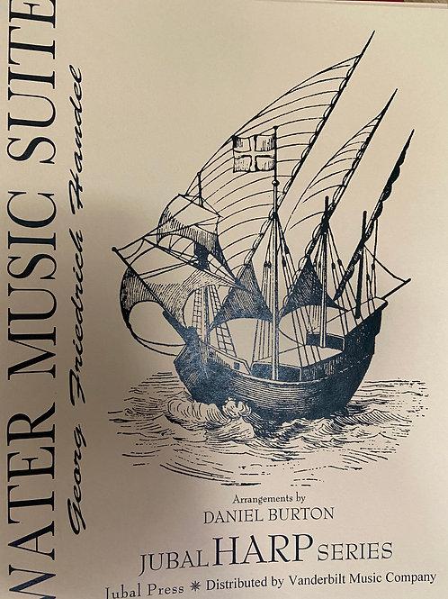 Handel: Water Music Suite arr. Burton