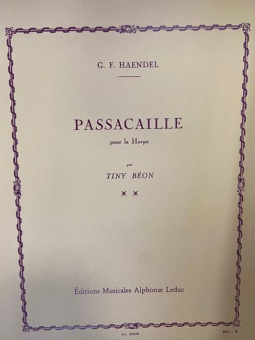 Handel: Passacaille (Beon)