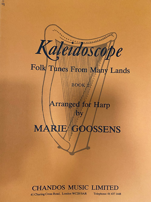 Goossens: Kaleidoscope Folk Tunes Book 2